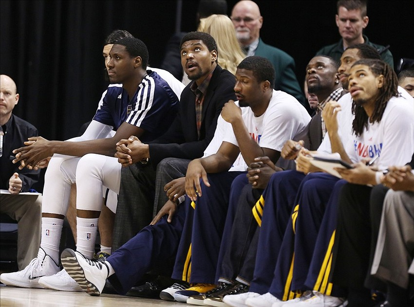 NBA Rumors: Andrew Bynum ready to make his Indiana Pacers ...