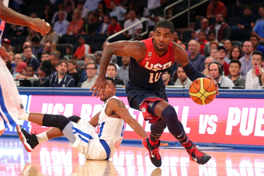 c3f27f3c1746 Team USA Basketball  Previewing The FIBA World Cup Roster