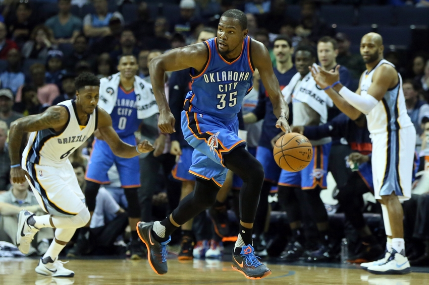 abfad07cbfe NBA MVP Power Rankings  We Should Be Paying Attention To Kevin Durant
