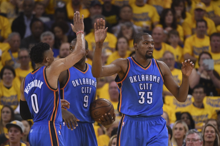 3ecf84aa40b9 Golden State Warriors vs Oklahoma City Thunder  Three Takeaways From Game 1