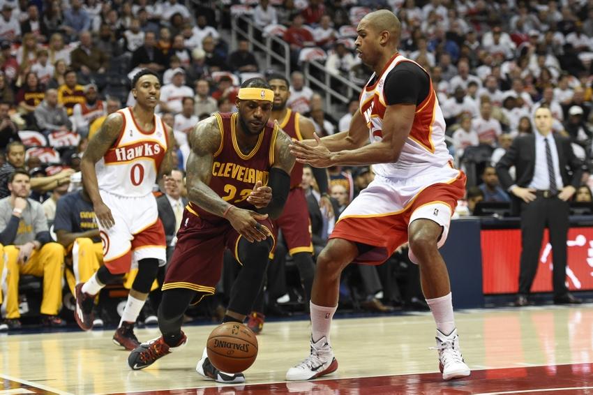 Lebron James Al Horford Nba Cleveland Cavaliers Atlanta Hawks Eastern Conference Power Rankings
