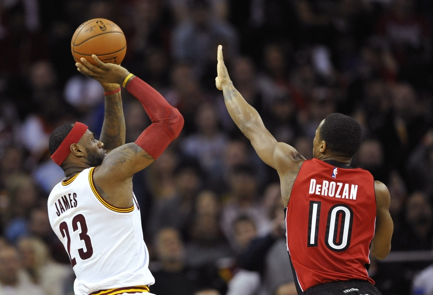 a8d1f85b404 Cleveland Cavaliers vs Toronto Raptors  Three Keys And A Prediction