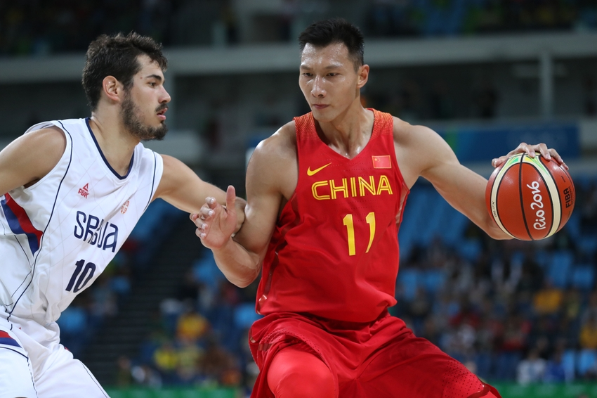 NBA Rumors: Los Angeles Lakers Trying To Sign Yi Jianlian