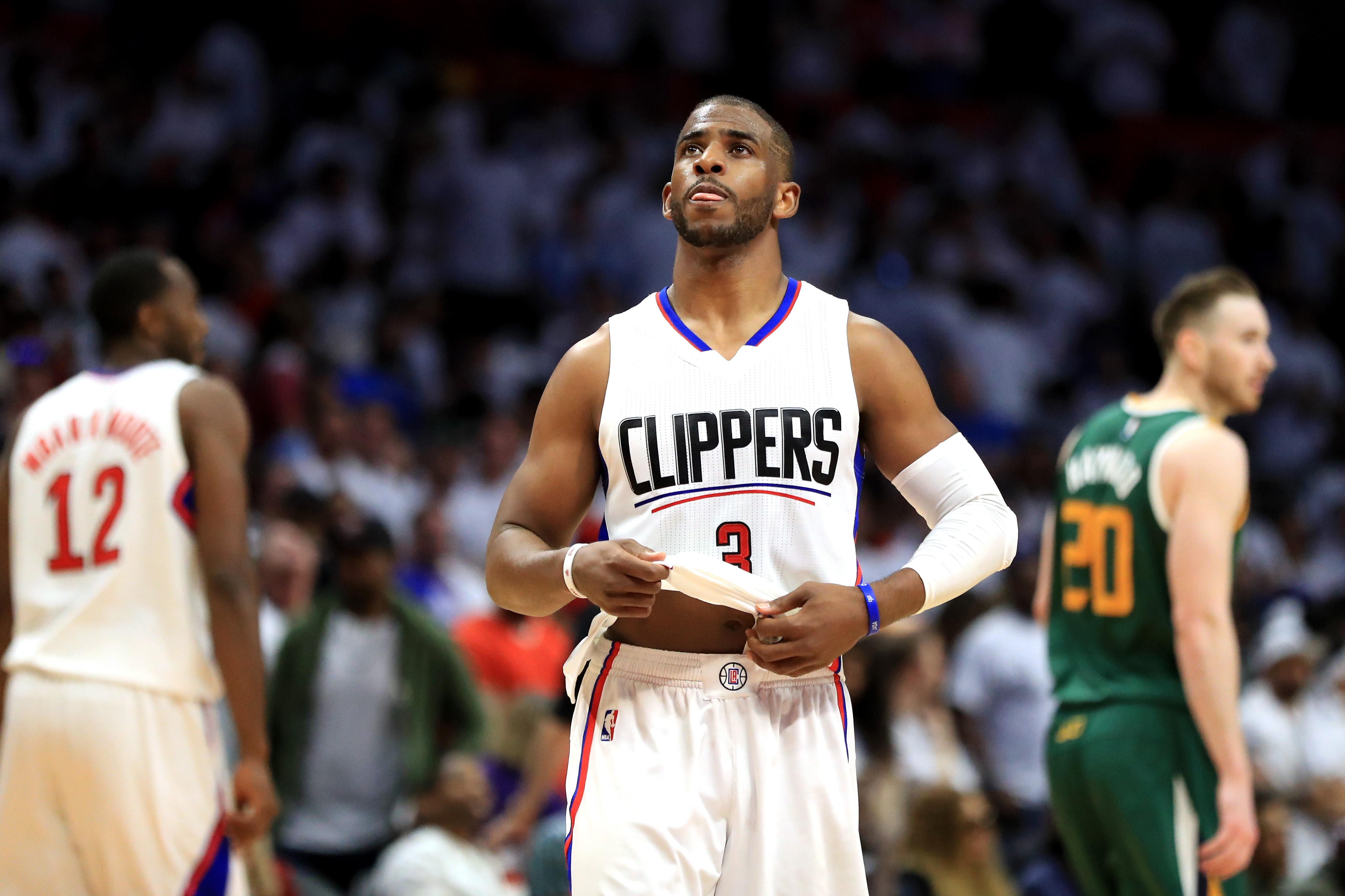 NBA Impact the Chris Paul trade will have on the Clippers and Rockets