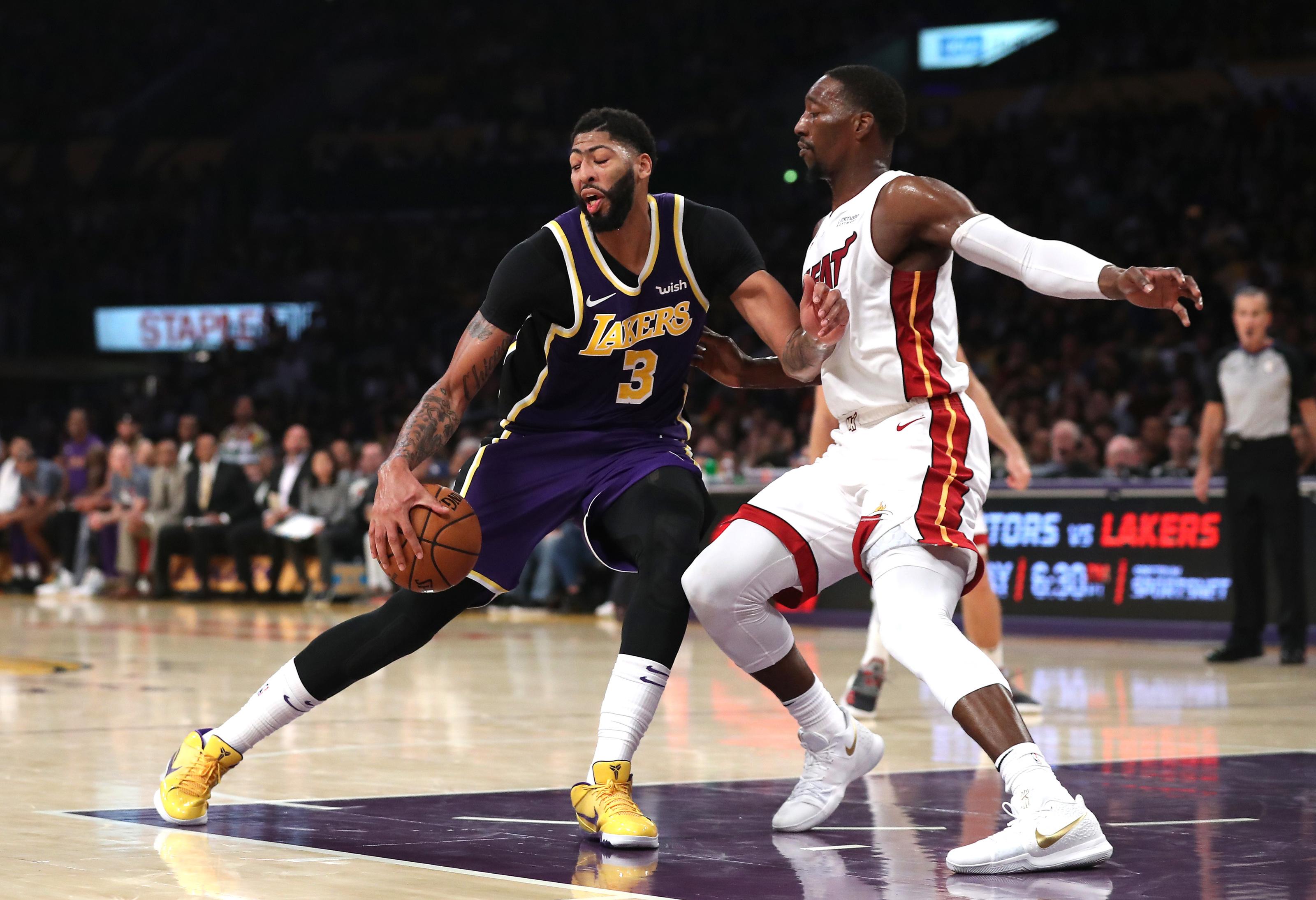 NBA Finals: Anthony Davis vs. Bam Adebayo will decide the series
