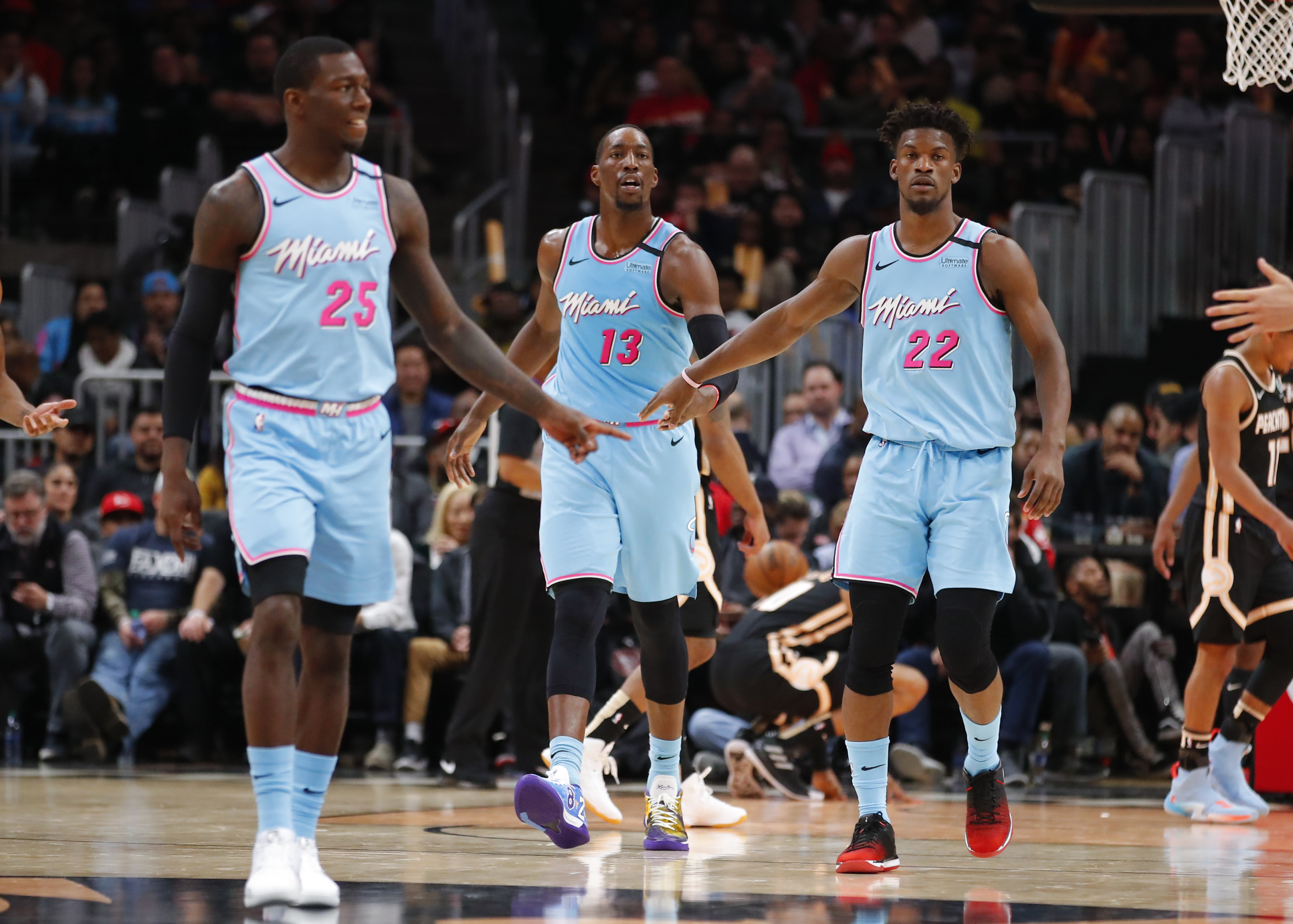 Miami Heat Flash Potential In Beating Boston Celtics Without Jimmy Butler