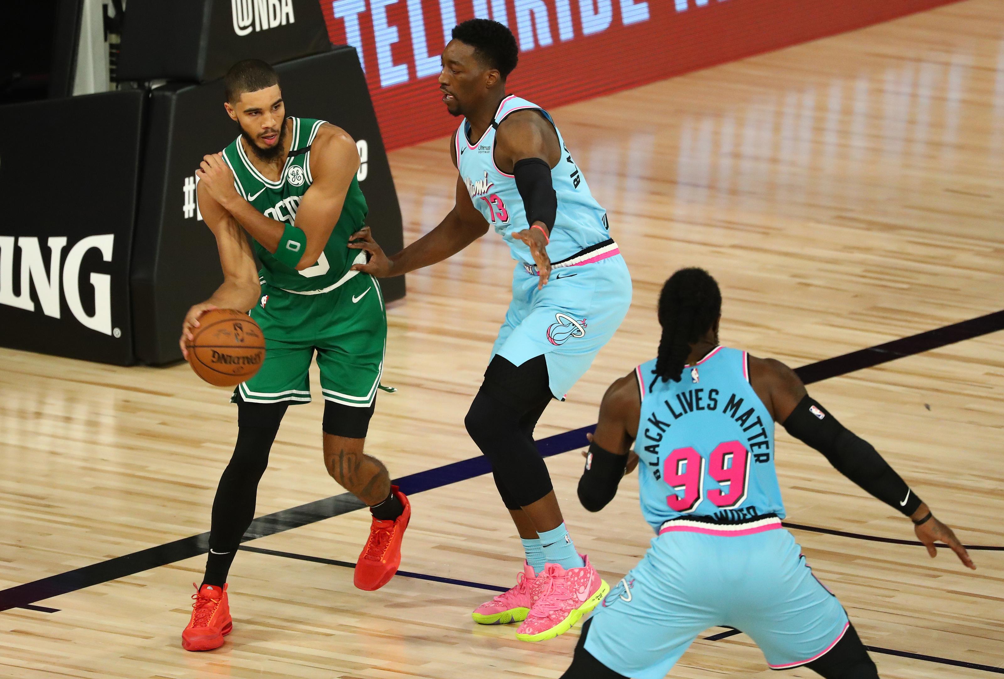 Miami Heat Are A More Nba Finals Ready Team Than The Boston Celtics