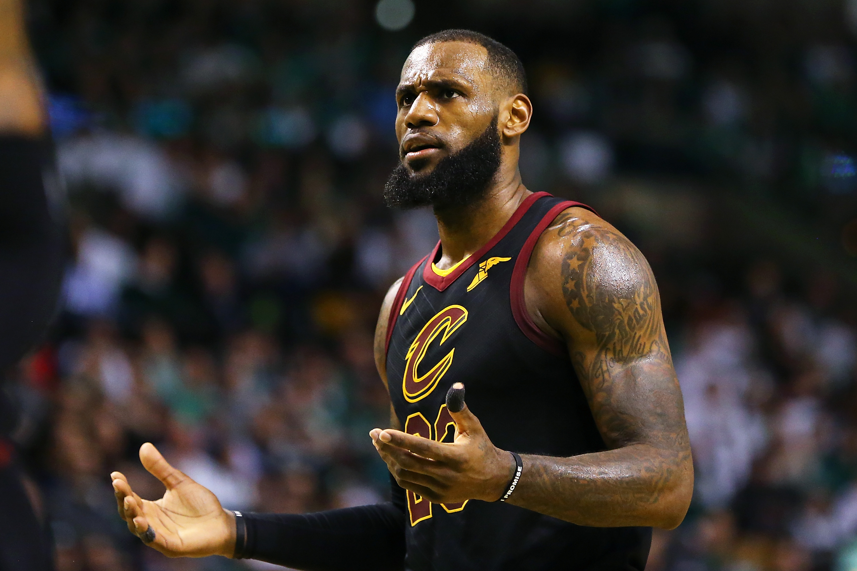 LeBron James: Play-In Tournament For NBA Playoffs Corny