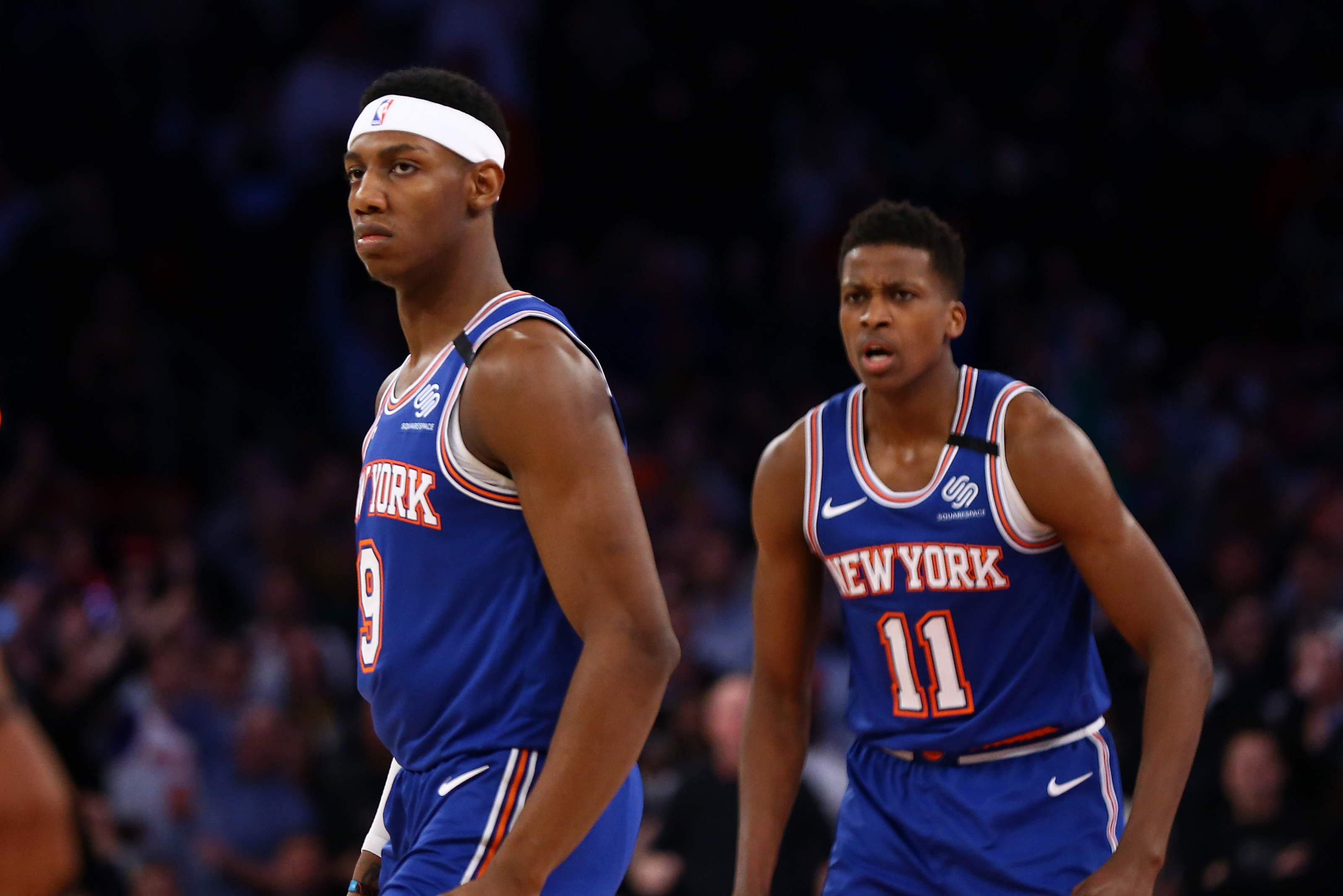 The New York Knicks has continued to lay a solid foundation this offseason