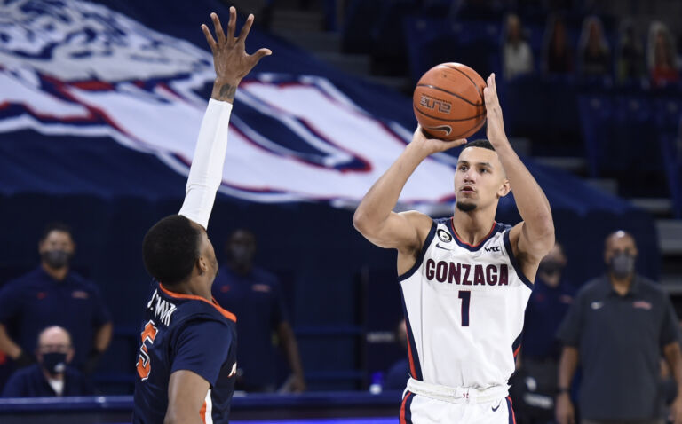 jalen suggs the other no 1 in the 2021 nba draft