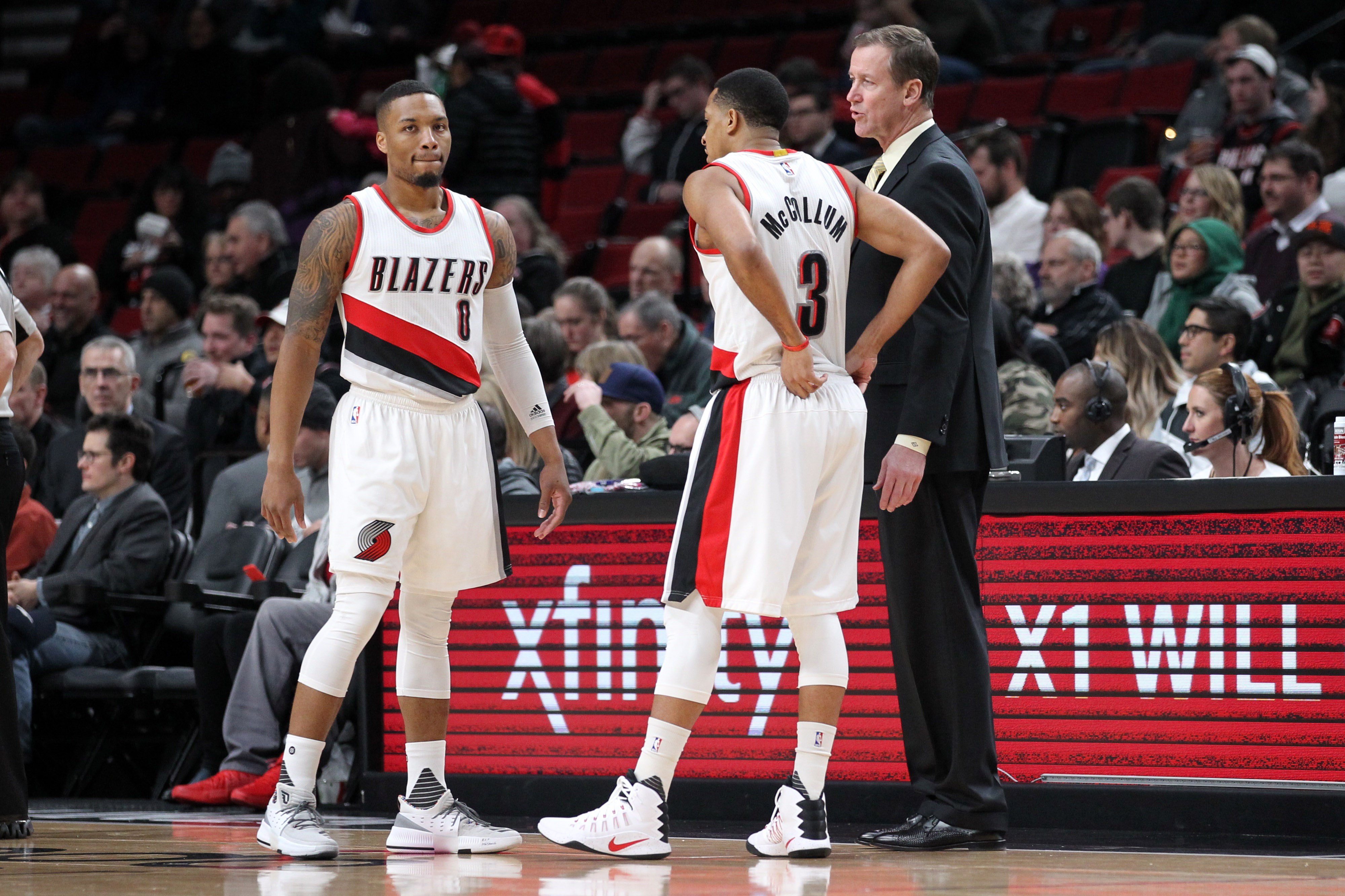 NBA: Who Gets 8th In The West, The Nuggets Or Blazers?