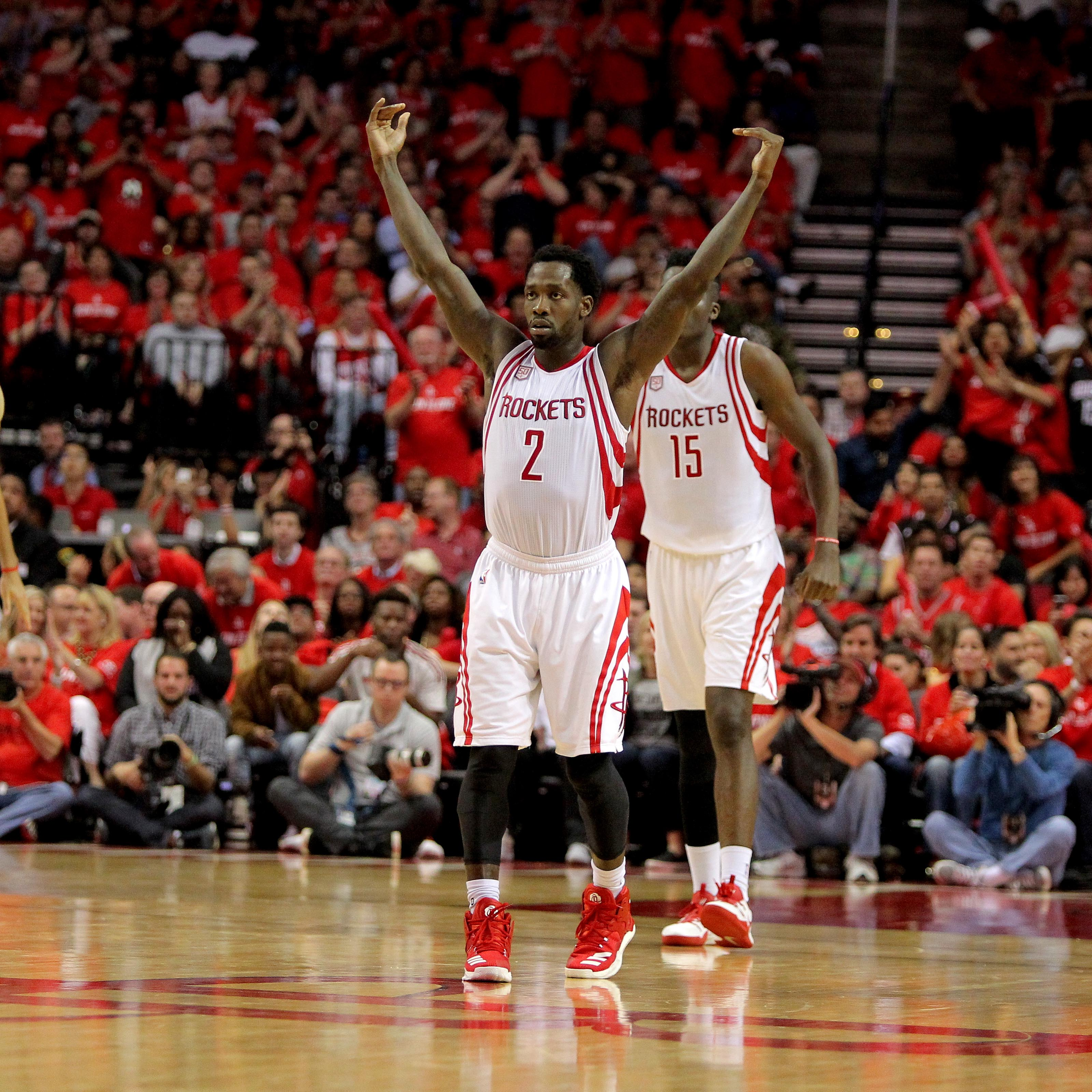 Houston Rockets Nba Playoffs: NBA: The 5 Best Troll Moments Of The 2016-17 Season