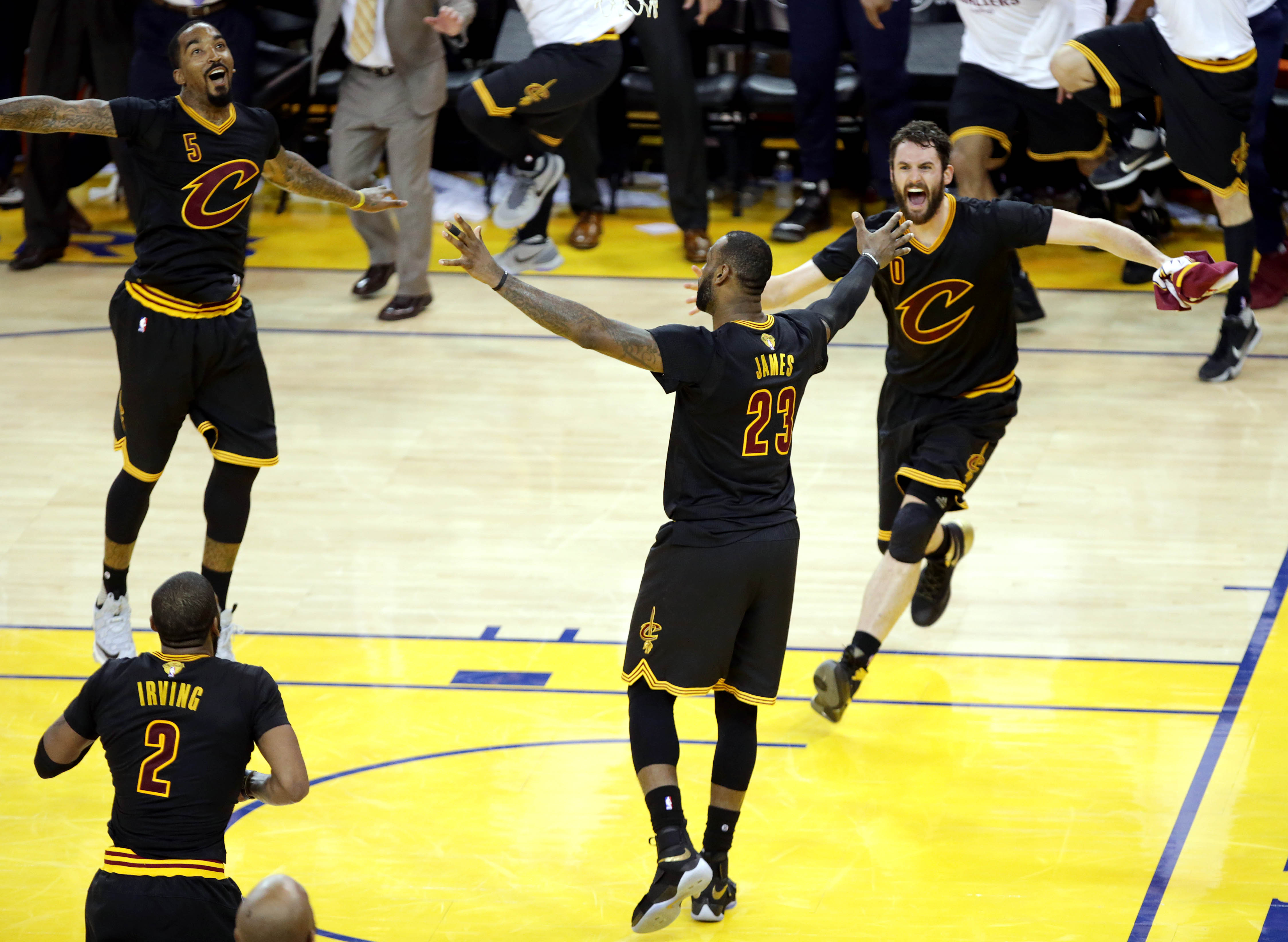 b49d640eabf Cleveland Cavaliers Playoff Primer  Are The Defending NBA Champs ...