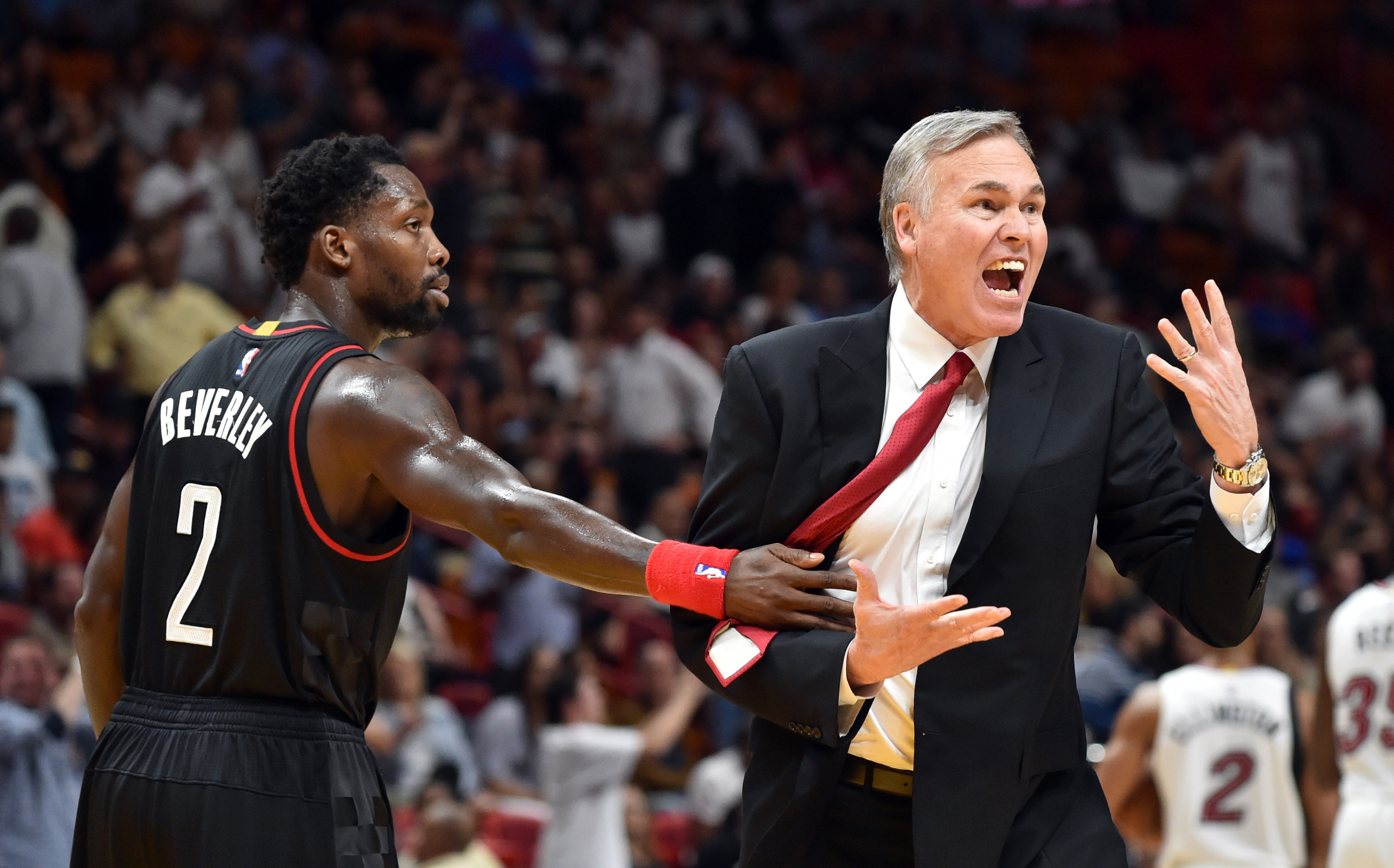 bc7052f0f5d9 Houston Rockets Playoff Primer  How Far Can James Harden Take Them