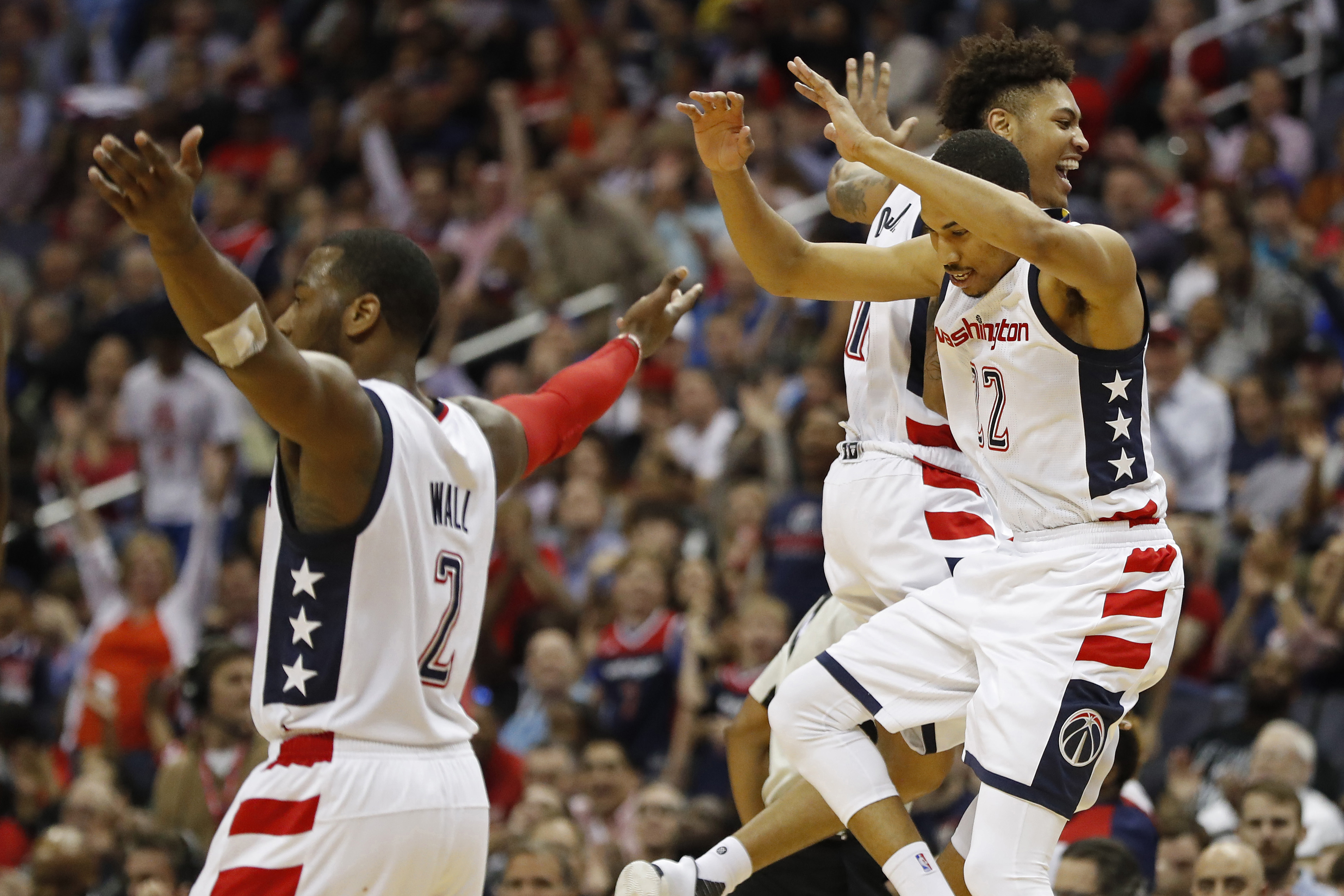 washington wizards have begun to embrace the d c state of mind